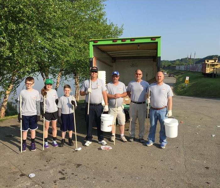 2016 Annual Ironton, OH Cleanup Day