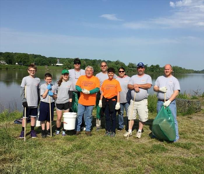 2016 Annual Ironton Clean Up Day