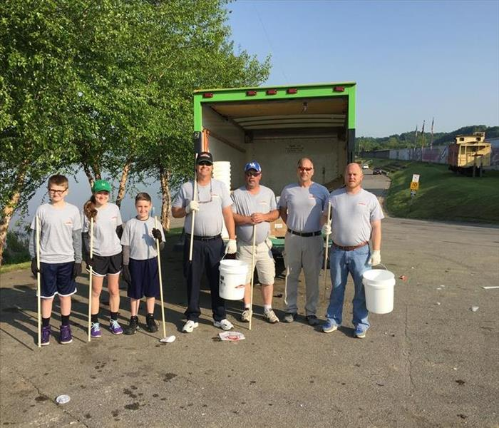 Community 2016 Annual Ironton, OH Cleanup Day