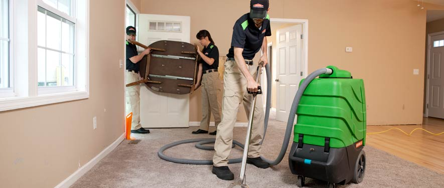 Portsmouth, OH residential restoration cleaning